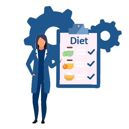 advice nutritionist